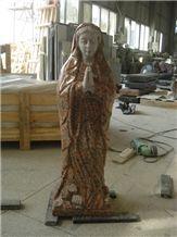 Maple Red Sculpture