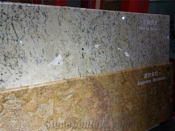 White Galaxy Granite Countertops From China 185607