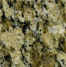 Giallo Veneziano, Brazil Yellow Granite Slabs & Tiles