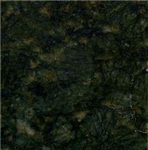 Verde Peacock Green Granite Slabs, Brazil Green Granite
