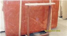 Empire Red Marble Slabs