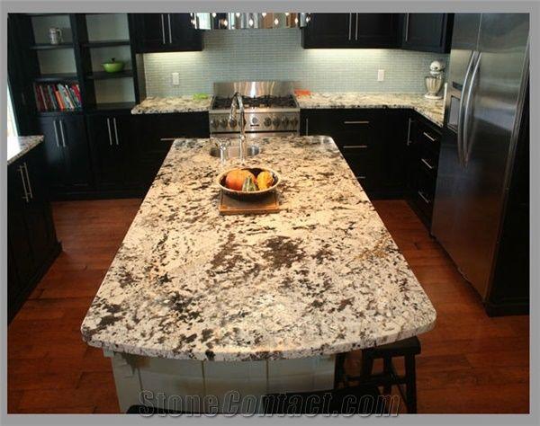 Bianco Antico Granite Kitchen Countertops White Granite