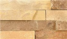 TeraCotta Earthy Natural Mountain Stones, Oman Beige Sandstone Slabs & Tiles