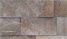 Titanium, Oman Grey Sandstone Slabs & Tiles