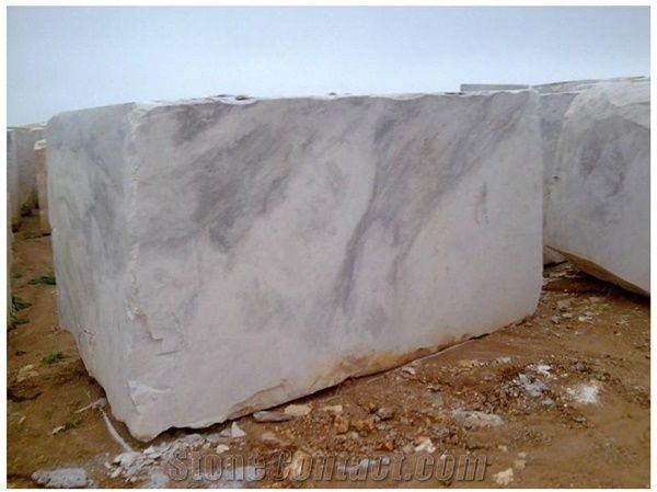 Victory Marble Blocks Nestos Victoria White From Greece