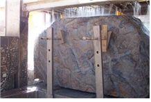 Pietra Di Serrenti Trachyte Blocks, Trachite Serrenti