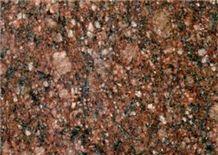 Granite Tokovsky Carpazi GR7, Rosso Carpazi Granite Slabs