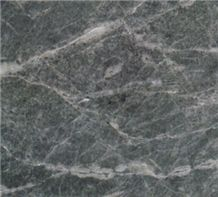 Silver Ermine Marble Slabs, China Grey Marble