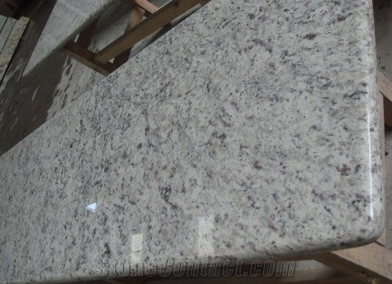White Rose Natural Granite Countertop From China