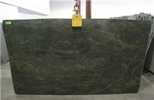 Cactus Boreal, Brazil Green Granite Slabs & Tiles