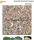 Pink Granite Polished, Light Pink Binh Dinh Granite Slabs