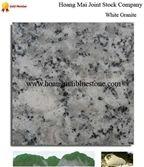 White Lau Spring Granite Slabs