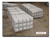 Zimnik Granite Pillar, Strzegom Grey Granite