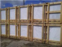 White Marble 80x80 Estremoz, Estremoz Branco Estatuaria White Marble Slabs