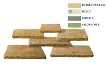 Sandstone Pavers, Sirgwitz Yellow Sandstone