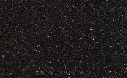 Black Galaxy Noir Galaxie India Black Granite Slabs