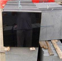 Polished Absolute Black Granite Tile(good Price)