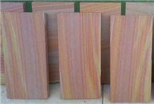 Rainbow Sandstone Tile (Low Price)