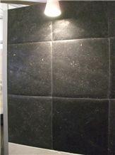 Antiquated Black Basalt Wall Tiles, Mucarta Black Basalt