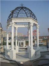 Hunan White Marble Gazebo