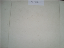 Limestone Less Fossil Slabs, Turkey White Limestone