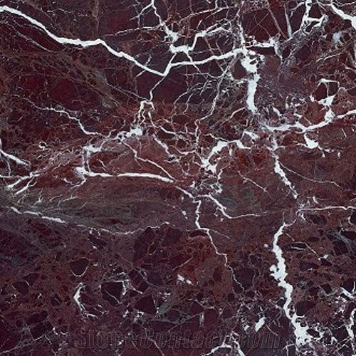 Rosso Levanto Marble Tile Italy Red Marble From China