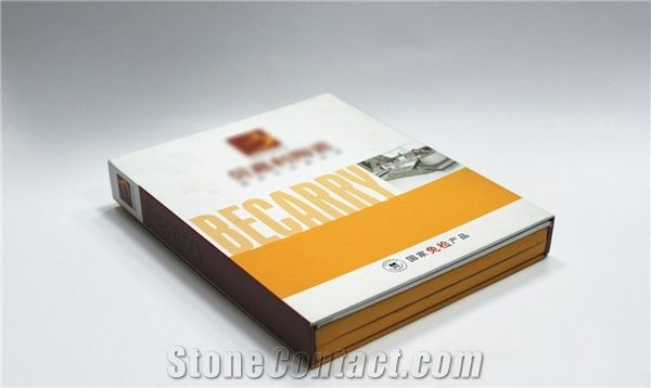 sample catalogue book for tile and stone from china stonecontact com
