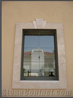 Jerusalem Gold Grey Limestone Window Sills Window