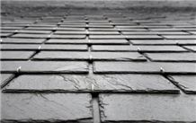 Black Slates Roof Tiles