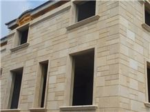 China Yellow Limestone Trumbled Tiles,China Jura Beige Limestone for Building Project Wall Cladding
