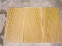 Yellow Wood Sandstone TILES