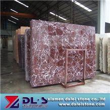 Rosso Levanto Marble Slab