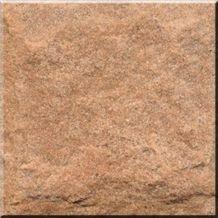 Split Face Desert Pink Sandstone Tile