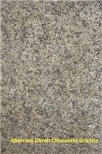 Chocolate Granite Slabs & Tiles, Iran Brown Granite