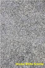 Granul White Granite Tiles & Slabs, White Granite Iran Tiles & Slabs
