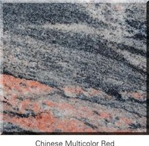 Chinese Multicolor Red Tiles,Slabs