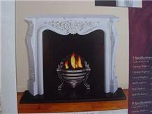 France Style Fireplace MBF002-2