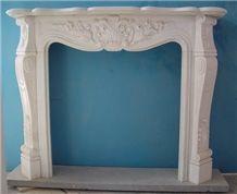 France Style Fireplace MBF002-4