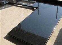 Wonderful Black Galaxy Granite Countertops