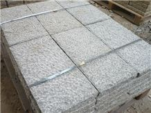 Grey Granite Paving Tiles & slabs,  flooring tiles, covering tiles