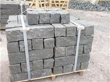 Vietnam Grey Basalt Kerbstones, kerb stones