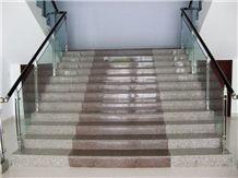 Wulian Grey Granite Stairs