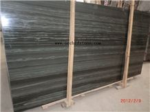 Dark Green Wooden Marble