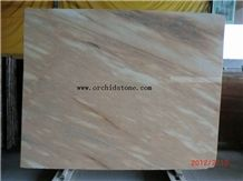Lotus Red Marble Slabs, China Pink Marble