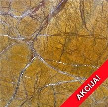 Forest Gold, Bidasar Gold Marble Slabs