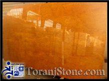 Yellow Makoo, Iran Yellow Travertine Slabs & Tiles