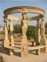 Marble Sculpture Pavilion