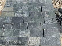 Gneiss Grey Machine Cutted Tiles