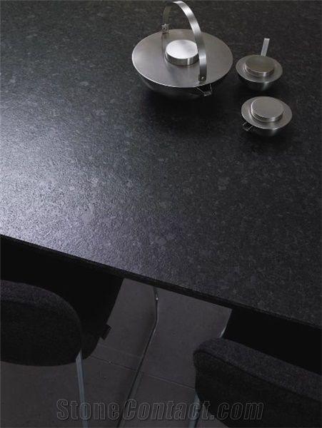 Angola Black Leather Granite Countertop Nero Angoila Black Granite