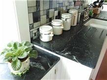 Brazil Soapstone Kitchen Tops, Porto Alegre Grey Soapstone